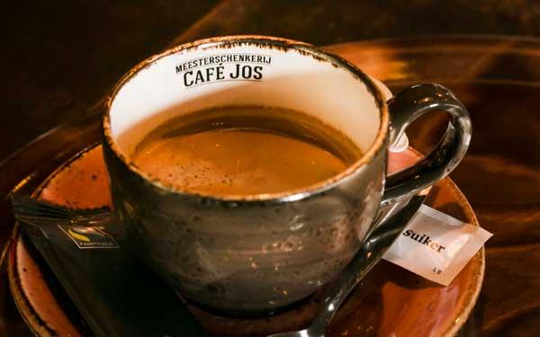 Veel keuze in koffie